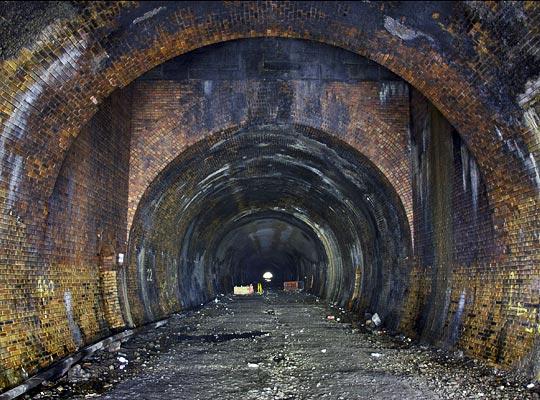 Kelvingrove Tunnel